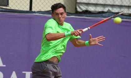 Il tennista sanremese Mager sconfitto da Krajinović in Francia