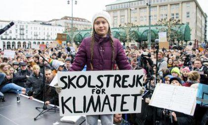 Vallecrosia: gli studenti in piazza per salvare il clima
