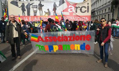 Arci Imperia e Mappamondo Sanremo a Milano contro il razzismo