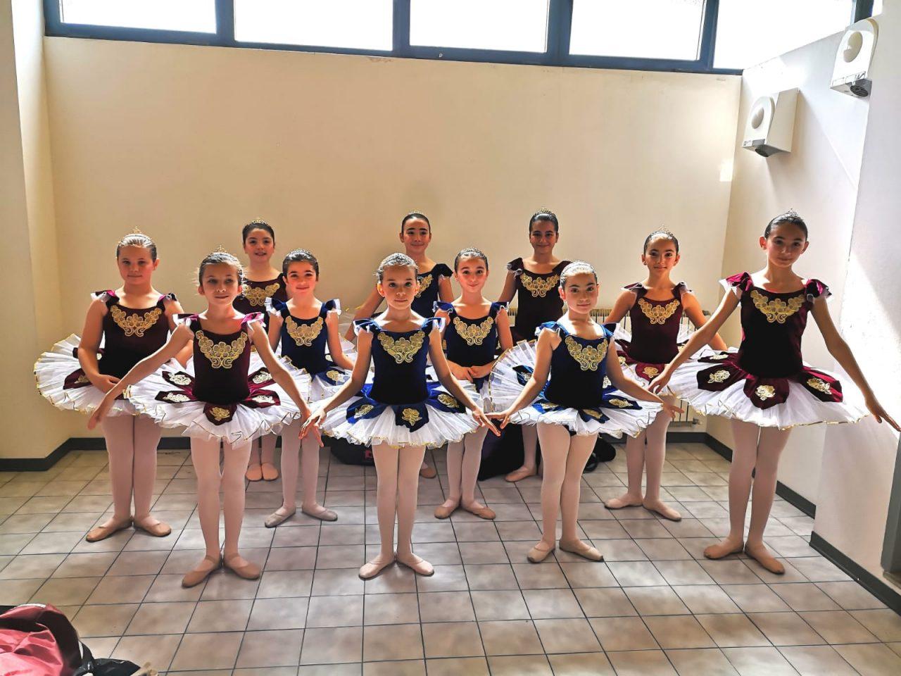 rivenditore online db458 ad72c Le ballerine della scuola Borgo Antico sul podio dell'Expo ...