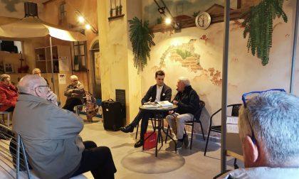 Quattro chiacchiere con Gerson Maceri alla Piazzetta dei Diritti di Sanremo