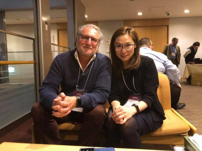 Lo psicologo di Sanremo Ravera a Tokyo per una conferenza sui traumi infantili