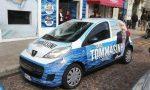 Arriva l'auto griffata Tommasini per la campagna elettorale
