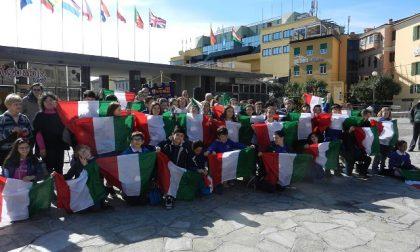 Martedì Festa della Bandiera in Consiglio Comunale con centinaia di bambini