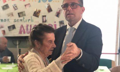 Il ringraziamento dei parenti di un'anziana ospite della Rsa Le Grange
