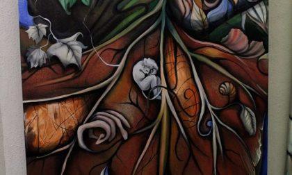 Dipinti scomparsi: pittrice sanremese denuncia presunto furto su Facebook