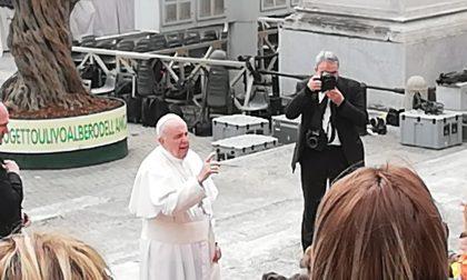 I Carabinieri di Diano Marina in udienza dal Papa/Le foto della giornata