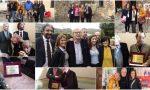 """Vittorio Sgarbi premia gli artisti con """"Il Tocco dell'Arte"""" – Foto e video"""