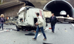 Pauroso incidente in Autostrada. Muore camionista di Albenga e un giovane che era con lui