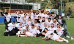 L'Ospedaletti campione del girone A della Promozione