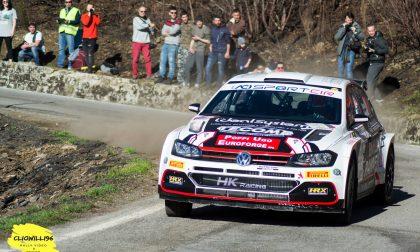 Partenza del Rallye sospesa per i danni del maltempo