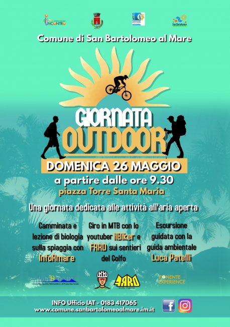 A San Bartolomeo al Mare una giornata per promuovere gli sport all&#8217&#x3B;aperto
