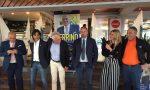 Ieri sera incontro al Living Garden con Sergio Tommasini e i suoi candidati
