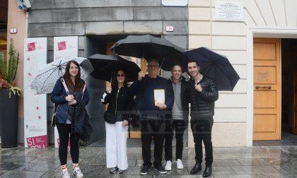 Dagli Stati Uniti all'Italia sulle orme dei genitori ebrei in fuga dai nazisti