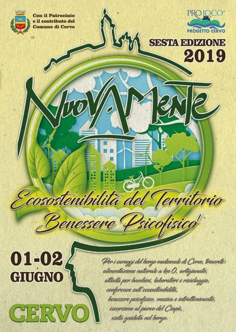 NuovaMente: a Cervo due giorni dedicati all&#8217&#x3B;eco-sostenibilità
