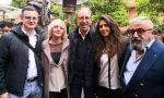 Incontro con i cittadini in Piazza Bresca per Alberto Biancheri