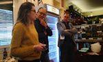 Biancheri incontra gli abitanti del Borgo con i candidati di Avanti Insieme