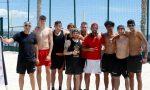 Inizio con il botto per la Liguria Beach Handball con i ragazzi di Imperia e Ventimiglia