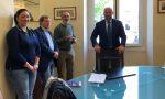 Elezioni a Sanremo: i candidati del Centrodestra Federica Cozza e Andrea Artioli incontrano gli operatori turistici