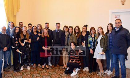 Bordighera premia gli studenti dell'Accademia di Belle Arti