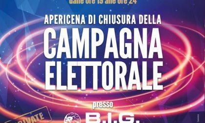 Questa sera in Piazza Bresca la chiusura della campagna elettorale di Tommasini