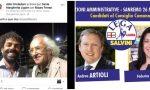 Post al veleno del candidato leghista Andrea Artioli sul sondaggio Twig diffuso da Biancheri