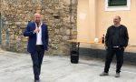 Sergio Tommasini incontra la popolazione a San Pietro con la Lega