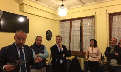 Elezioni a Sanremo, tappa a Poggio per Sergio Tommasini