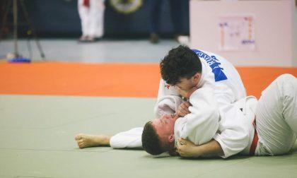 Lorenzo Rossi si prepara all'European Judo Cup di Udine