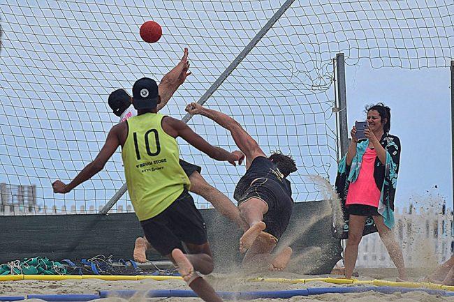 Pallamano: Liguria Beach Handball, in corsa per la vittoria nello Challange Région sud