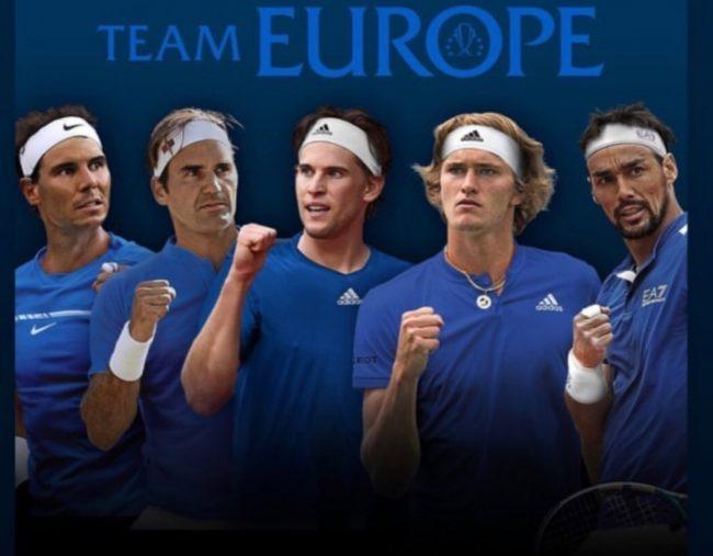 Tennis, Fognini convocato con le stelle per la Laver Cup