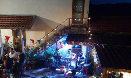 Andagna, tutte le foto della grande festa di E Lizzette de San Zane