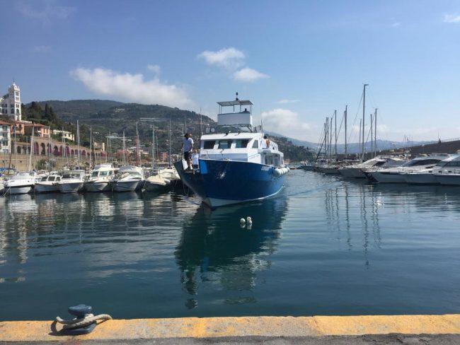 I ragazzi di Ventimiglia alla scoperta dei cetacei nel Santuario Pelagos