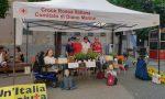 Dimostrazione della Croce Rossa di Diano Marina sulle manovre di disostruzione