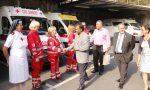 Il presidente della Croce Rossa delle Mauritius in visita a Sanremo