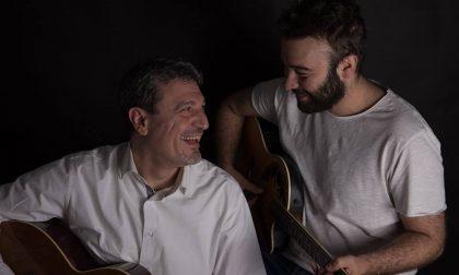 Il duo Pan e Pumata in concerto a Dolceacqua