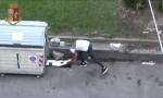 Cittadini fanno arrestare spacciatore a Diano Marina. Video