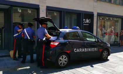 Decoro urbano: operazione di controllo dei carabinieri a Sanremo