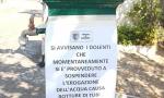 Niente acqua al cimitero di Valle Armea. La denuncia