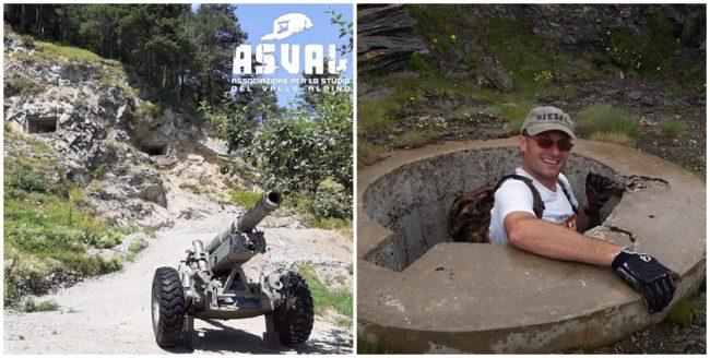 Il 2° raduno di veicoli militari storici ad agosto al Museo del Vallo Alpino di Vievola in Val Roia