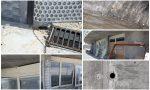 Che vergogna: l'altra faccia della nuova rotonda di Sant'Ampelio. Foto