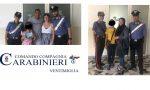 Ventimiglia: bambini si perde al mercato, carabinieri li ritrovano
