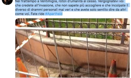 Lo chef Rubio su Twitter interviene sulla polemica della fontanella di Ventimiglia