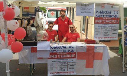 Bordighera: il 9 agosto torna la marcia in notturna della Croce Rossa