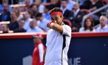 Brucia meno la sconfitta con Nadal: Fabio Fognini torna nella Top ten mondiale
