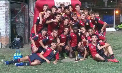 Torneo Carlin's Boys, Genoa prima finalista. La cronaca della giornata