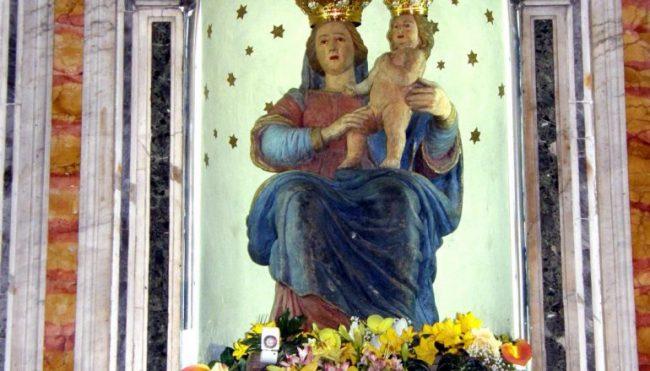 Ventimiglia celebra la Madonna di Polsi  Ecco il programma