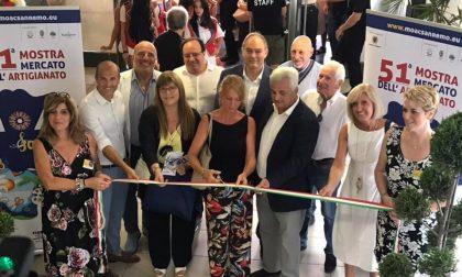 Taglio del nastro per il Moac 2019 – La mostra dell'artigianato di Sanremo dal 16 al 25 agosto