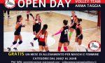 Open day per il Volley Team Arma di Taggia