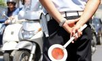 Rally sul lungomare di Bordighera: 200 euro di multa